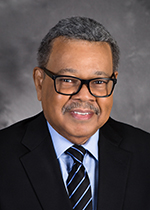 Dr. Conway A. Jeffress, President