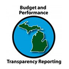 Budget and Performance Transparency Report logo