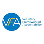 Voluntary Framework of Accountability logo