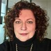 Headshot photo of Pamela Linton in an office setting