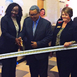 Ribbon Cutting at the Radcliff Center
