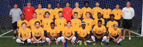 Men's Soccer Team 2016