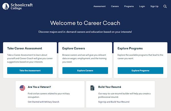 Career Services - Schoolcraft College