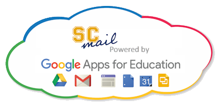 SC Mail powered by Google Apps for Education