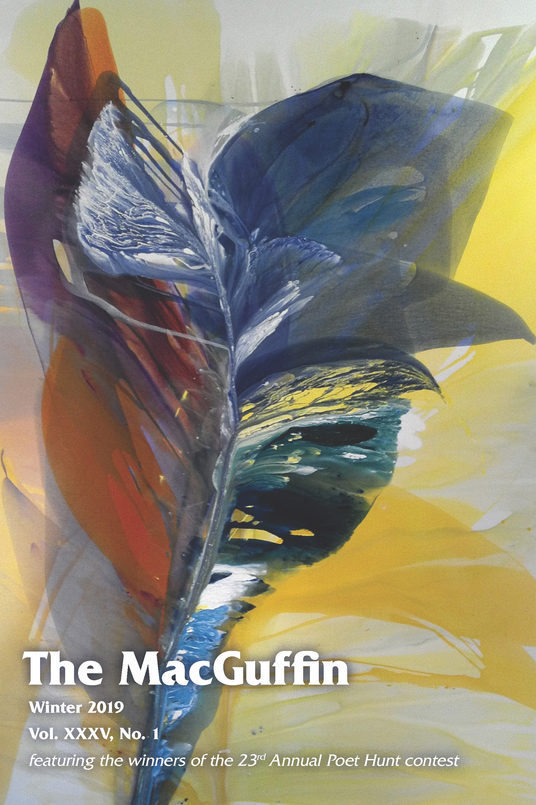 MacGuffin 35.1 Cover
