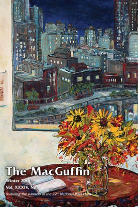 MacGuffin Winter 2018 Cover
