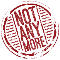 Not Anymore logo