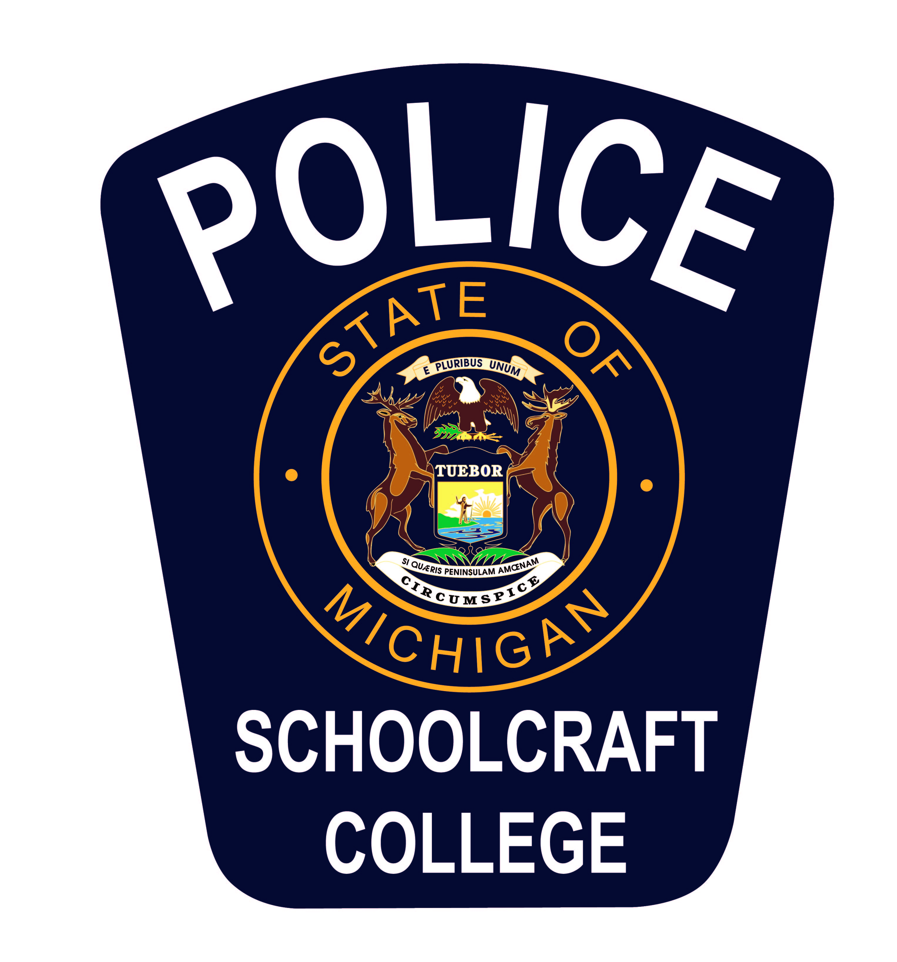 Campus Police Patch SEAL 2016