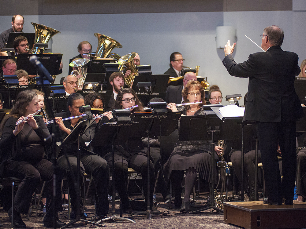 Schoolcraft College Wind Ensemble