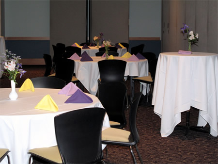 Banquet Rooms Vt Schoolcraft College