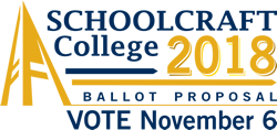Schoolcraft 2018 Ballot Proposal Vote November 6