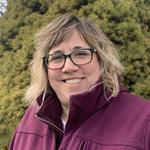 Professional headshot of Patti Crowley-Harpenaul