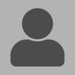 A gray placeholder graphic of a person icon