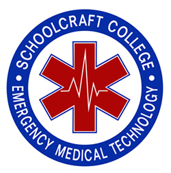 Schoolcraft College Emergency Medical Technology service mark