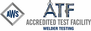 Schoolcraft College is an Accredited Test Facility (ATF) for the American Welding Society (AWS)